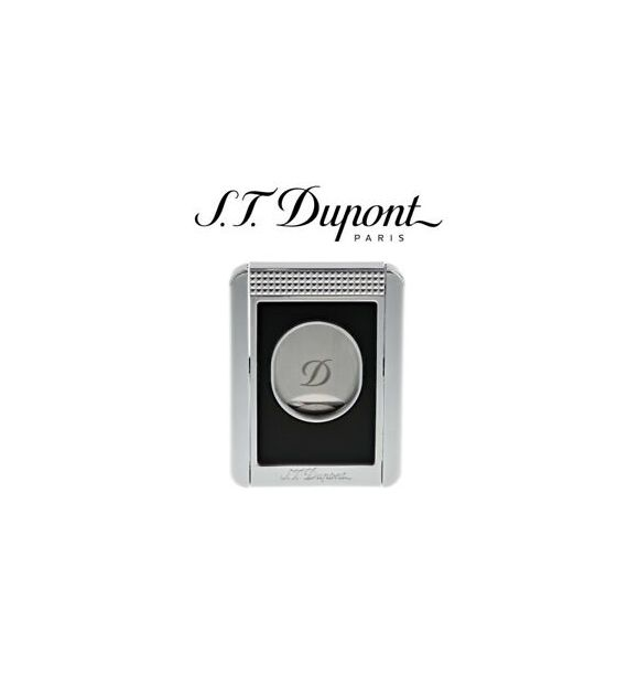 DUPONT CIGAR CUT STAND BLACK 003415