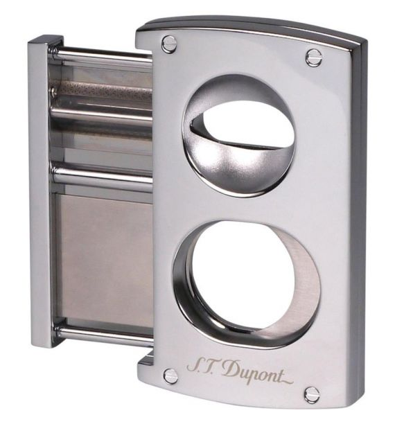 DUPONT CIGAR CUTTER CHROME 003418