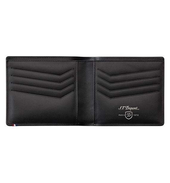 DUPONT BILLFOLD 8CC ID PUNCHED 170402