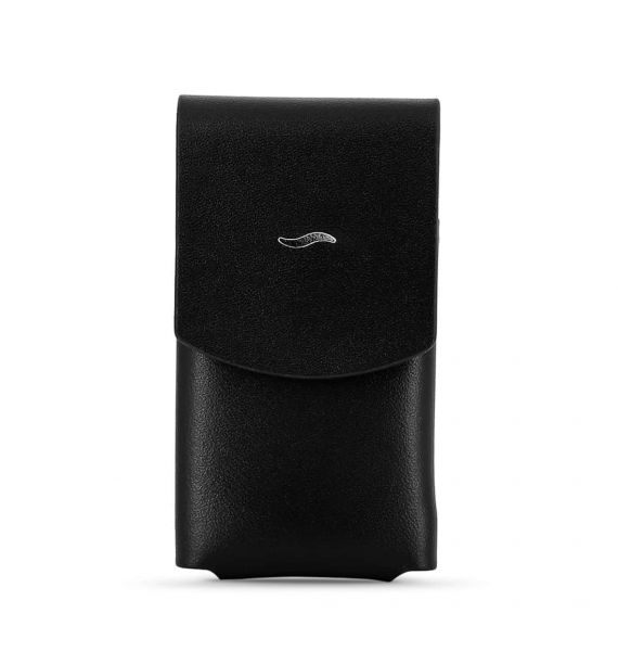 DUPONT SLIM 7 LIGHTER CASE BLACK 183060