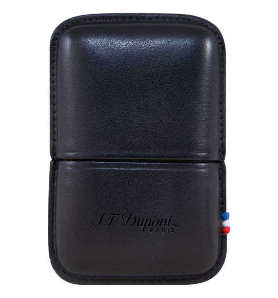 DUPONT LINE 2 LIGHTER CASE BLACK 183070