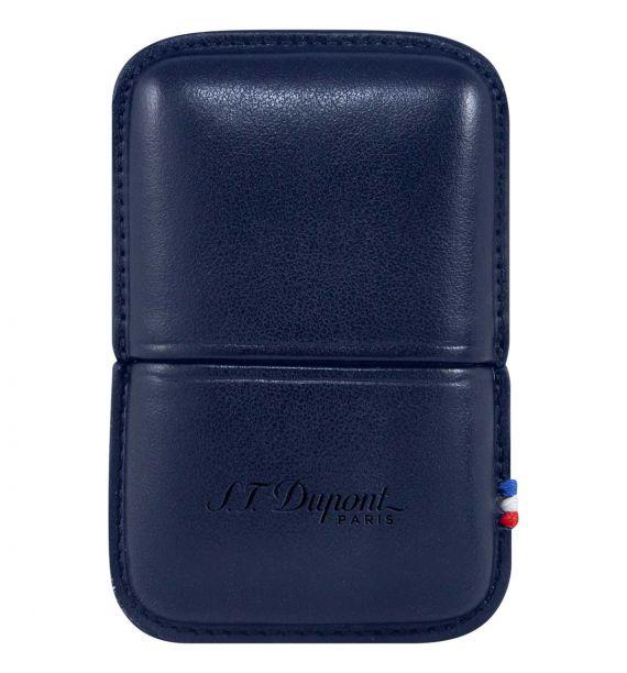 DUPONT LINE 2 LIGHTER CASE BLUE 183073