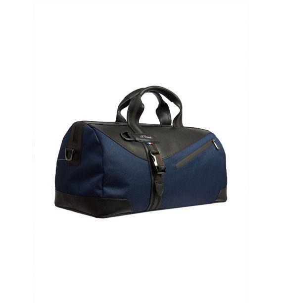 DUPONT SMALL TRAVEL BAG DEFI MILL BLUE 173008