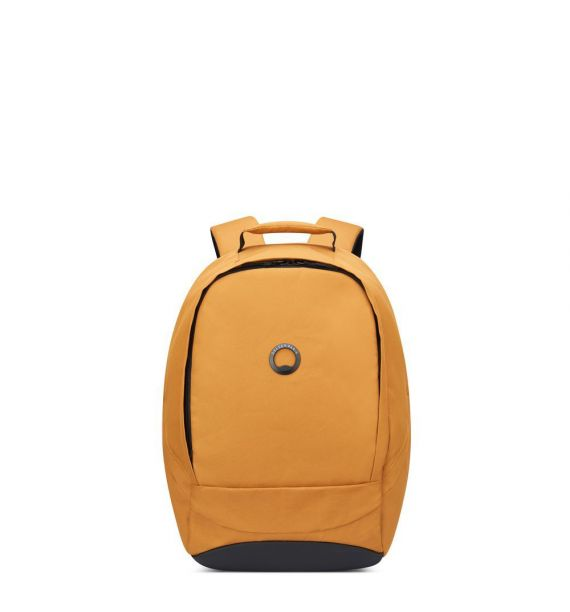 "DELSEY SECURBAN 1 CPT BACKPACK PC PROTECTION ""13,3""-YELLOW 00333460305"